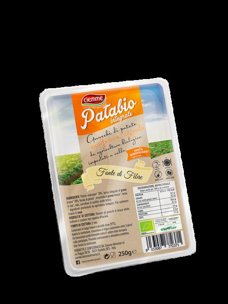 gnocchi vegani patabio integrale ciemme alimentari