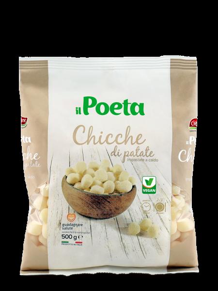 Chicche di patate Il Poeta Ciemme Alimentari