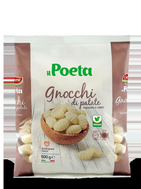 Gli gnocchi di patate impastati a caldo Il Poeta