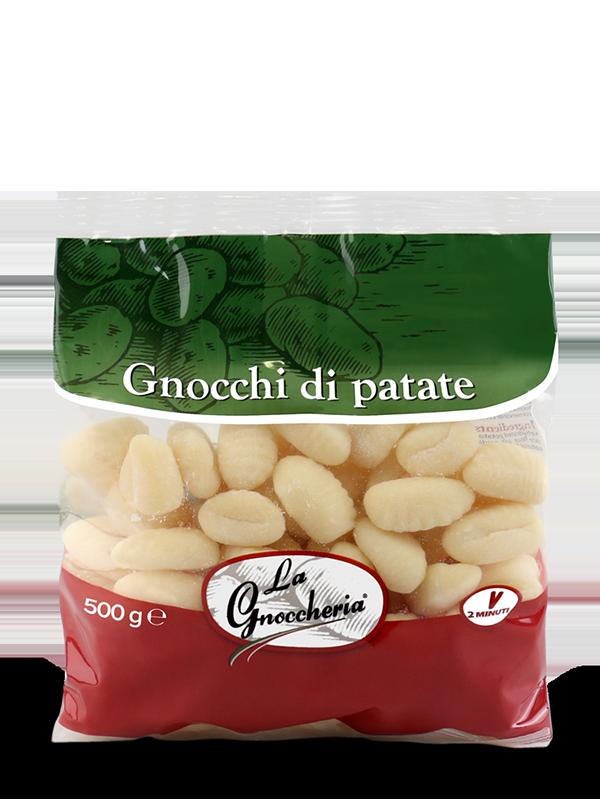 Gnocchi di patate ambient La Gnoccheria Ciemme Alimentari