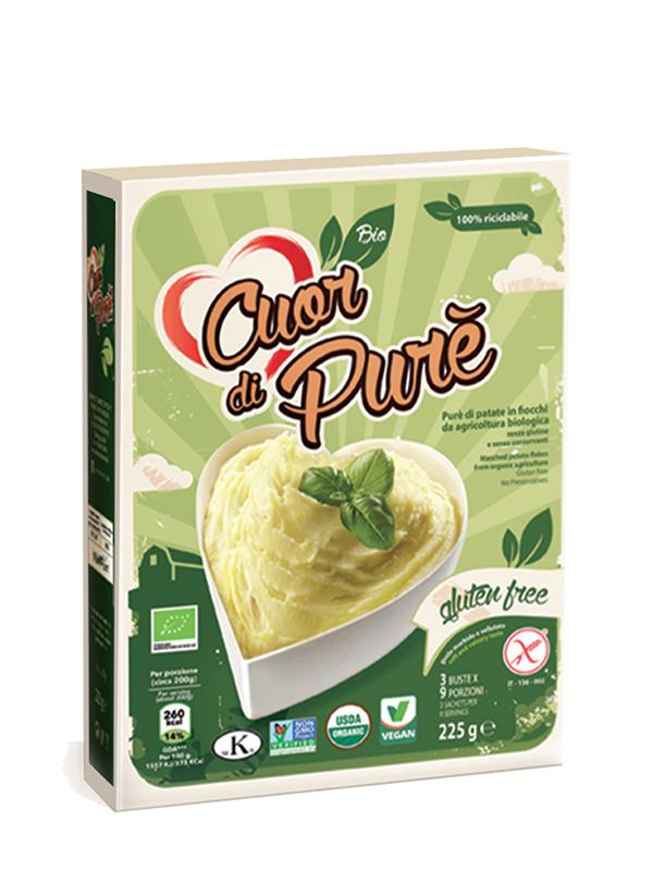 cuor di purè purè di patate gluten free