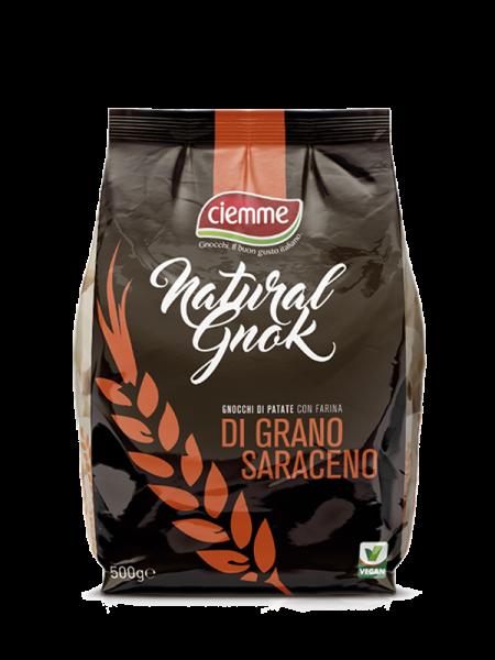 natural-gnok-grano-saraceno-500g ciemme alimentari