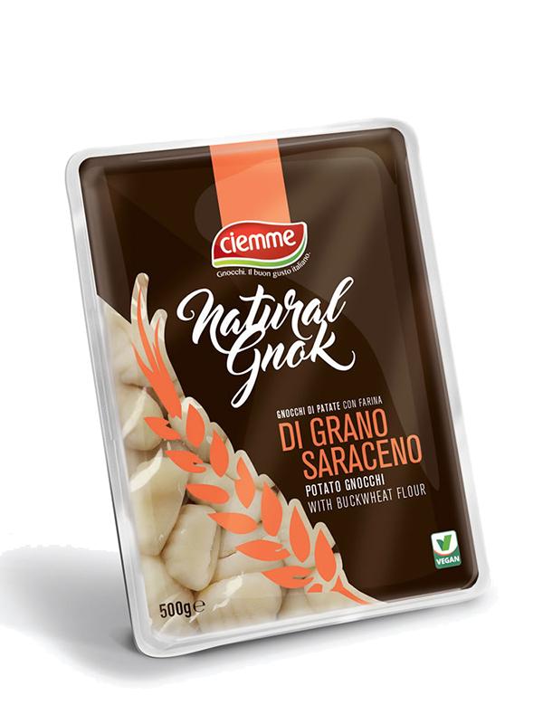 gnocchi grano saraceno natural gnock ciemme alimentari