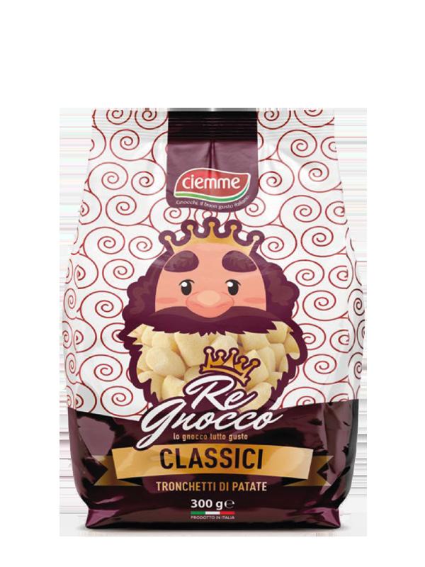 Re Gnocco Tronchetti di patate gusto classico - 300g