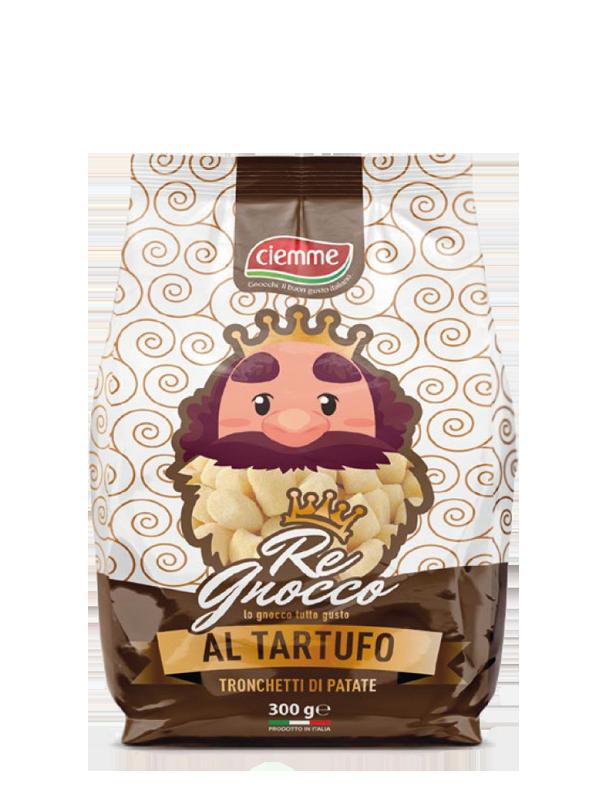 Re Gnocco tronchetti di patate al gusto tartufo