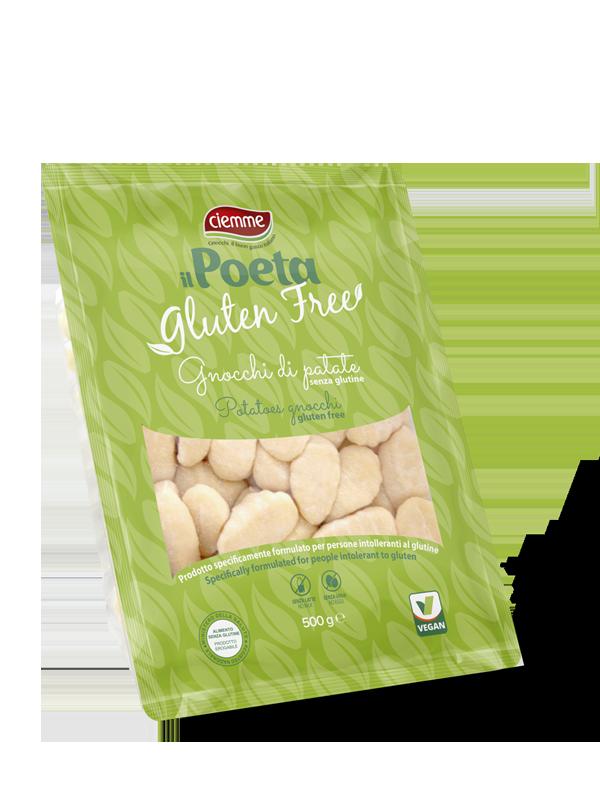 Gluten Free il poeta gnocchi di patate ciemme alimentari