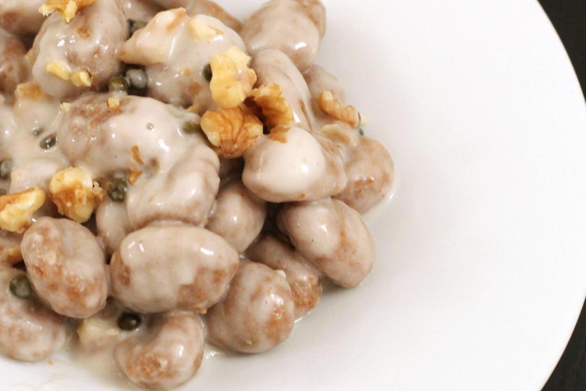 Gnocchi Integrali Bio Il POeta - Ciemme con pesto alle noci