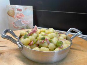 chicche di patate belli e freschi